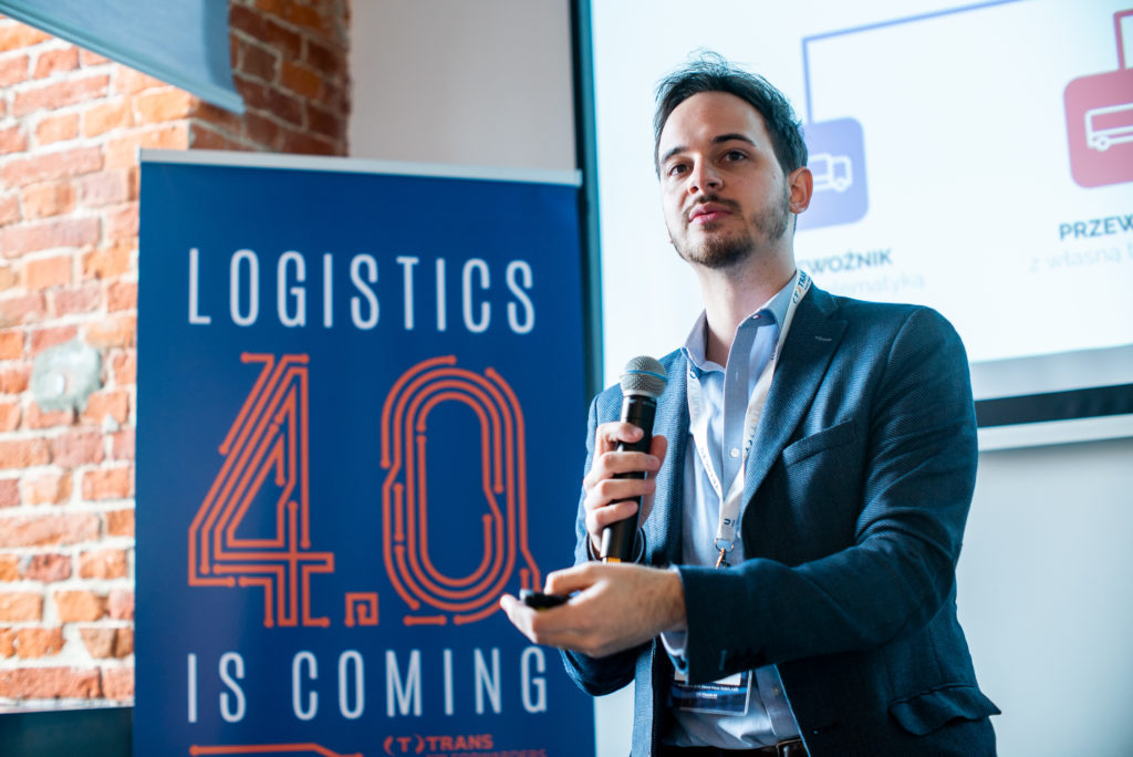 Cyfryzacja spedycji. Automatyzacja pracy i wejście w świat logistyki 4.0. – Łódź, 10 kwietnia 2019